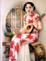 thumbs shanghai poster cheongsam qipao yuefenpai 019 Sleevey Wonders with Chinese Dress Outfit Post: Inspired by Shanghai Posters