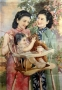 thumbs shanghai poster cheongsam qipao yuefenpai 042 Sleevey Wonders with Chinese Dress Outfit Post: Inspired by Shanghai Posters