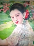 thumbs shanghai poster cheongsam qipao yuefenpai 083 Sleevey Wonders with Chinese Dress Outfit Post: Inspired by Shanghai Posters