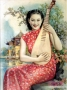 thumbs shanghai poster cheongsam qipao yuefenpai 085 Sleevey Wonders with Chinese Dress Outfit Post: Inspired by Shanghai Posters