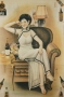 thumbs shanghai poster cheongsam qipao yuefenpai 097 Sleevey Wonders with Chinese Dress Outfit Post: Inspired by Shanghai Posters