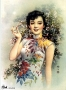 thumbs shanghai poster cheongsam qipao yuefenpai 110 Sleevey Wonders with Chinese Dress Outfit Post: Inspired by Shanghai Posters