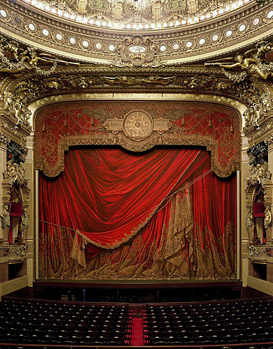 opera paris garnier1 Sleevey Wonders Blog: Lets Beautify Our Lives & Expand Our Horizons!